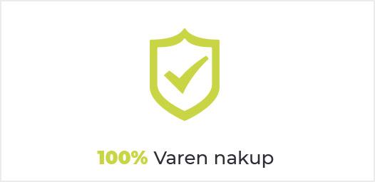 100% varen nakup