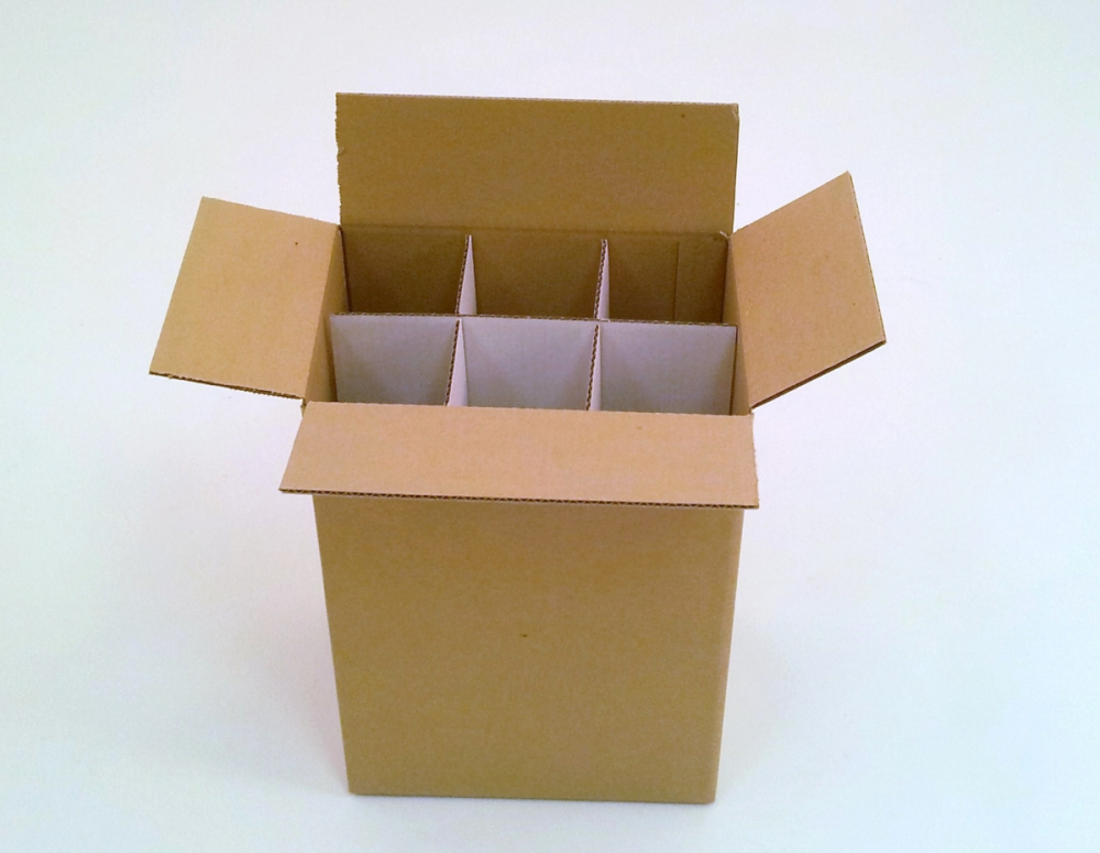Kartonska škatla P3.1V 250X190X310mm