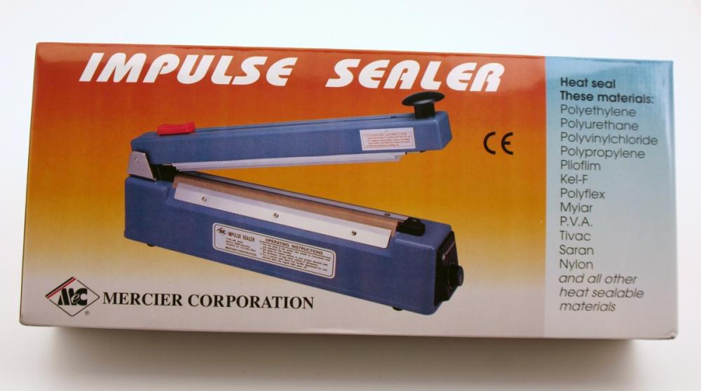 Varilni aparat za PE folijo - HC500