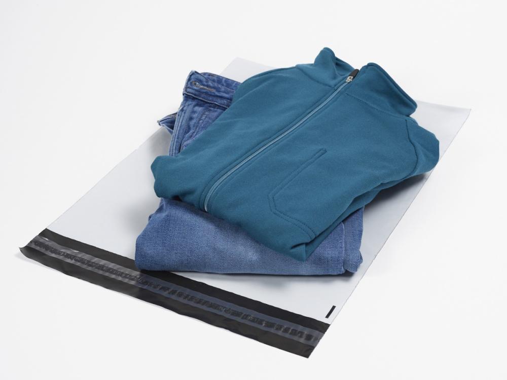 Vrečka za tekstil TX4 350x450+50 mm