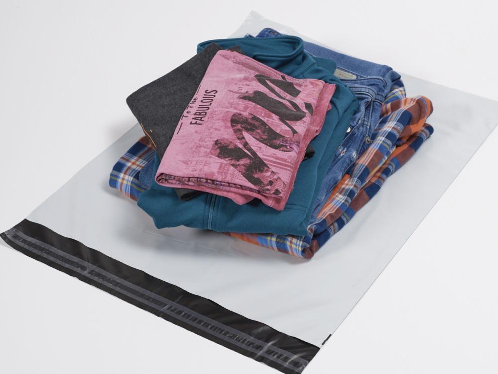 Vrečka za tekstil TX6 450x550+50 mm