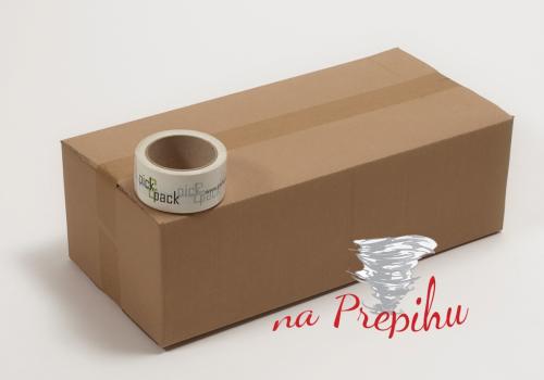 Kartonska škatla 500X230X152mm