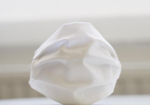 Obrazna maska bombaž M.B2