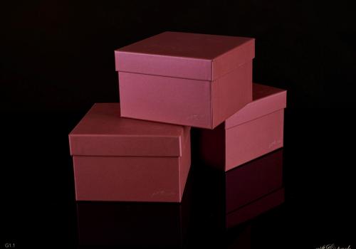 Darilna škatla G1.1 R150X150X100mm SLIVA