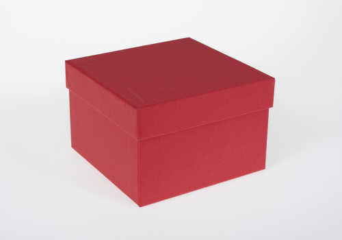 Darilna škatla G1.1 R150X150X100mm REEF RDEČA