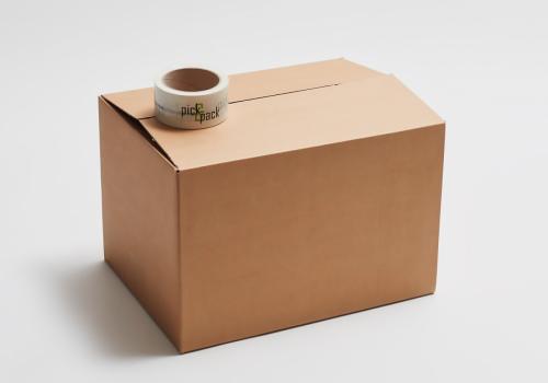 Kartonska škatla P7 400X300X260mm