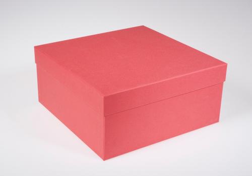 Darilna škatla G1.3 R300X300X140mm REEF RDEČA