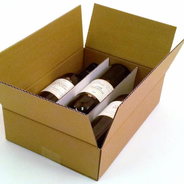 Kartonska škatla P1.1V 320X230X80mm