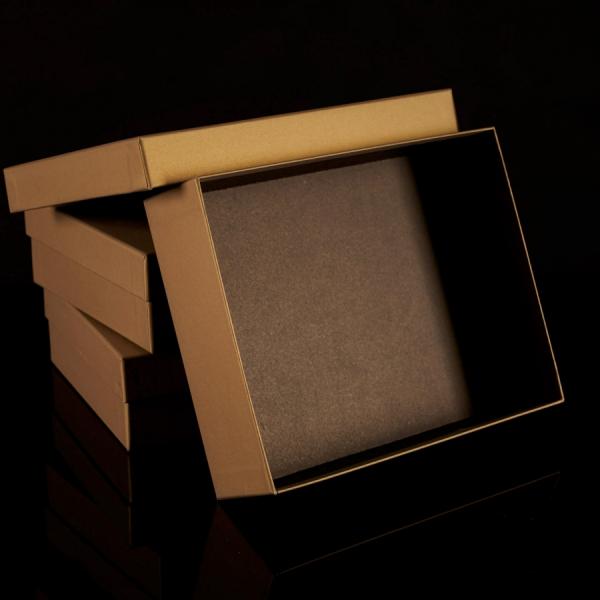 Darilna škatla G1.2 R245X195X65mm PEŠČENA