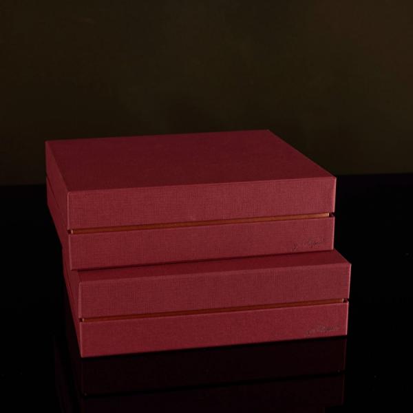 Darilna škatla G2.1 RS250X200X70mm BORDEAUX