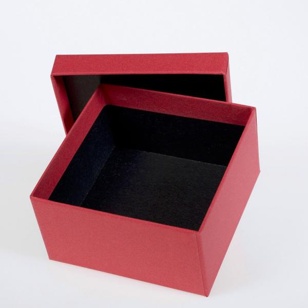 Darilna škatla G1.0 R110X110X60mm REEF RDEČA