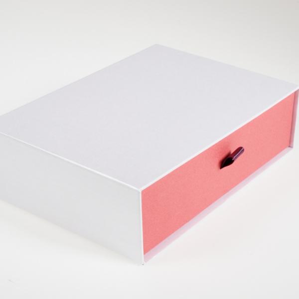 Darilna škatla GP.0 RP220X150X70mm REEF RDEČA