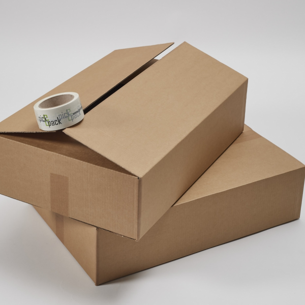 Kartonska škatla P12.1 600X400X150mm