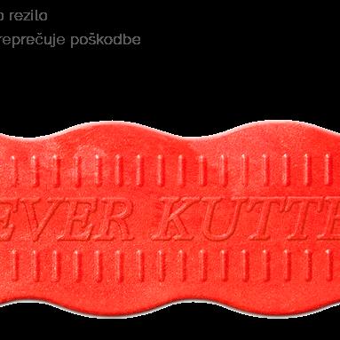 Varni nož Klever Kutter rumeni